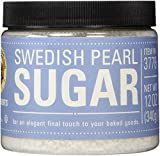 King Arthur Flour Swedish Pearl Sugar net wt 12oz
