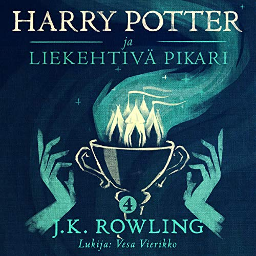Pdf Teen Harry Potter ja liekehtivä pikari: Harry Potter 4
