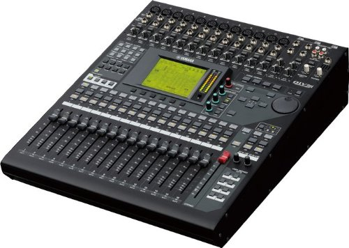 Yamaha 01V96I 16 Channel Mixer Black