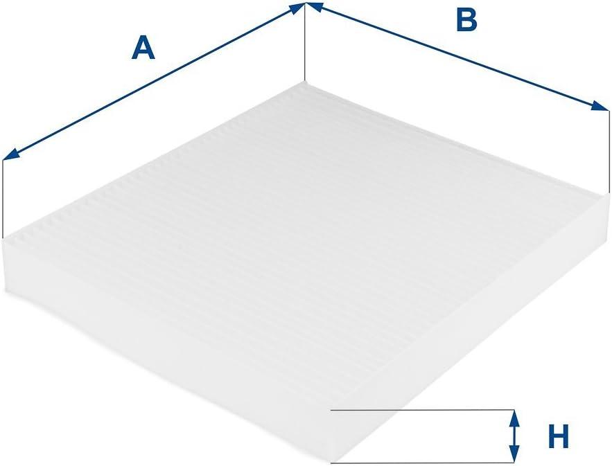 UFI Filters 53.129.00 Filtre DHabitacle