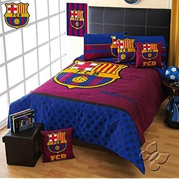 Amazon Com Bedspread Club Barcelona Fleece Fuzzy Neymar Jr Twin. Stunning Barcelona Bedroom Set Ideas   Decorating Ideas