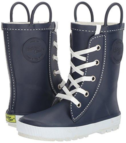 Western Chief Girls' Printed Rain Boot, Sneaker Navy, 13 M US Little Kid by Western Chief (Image #6)