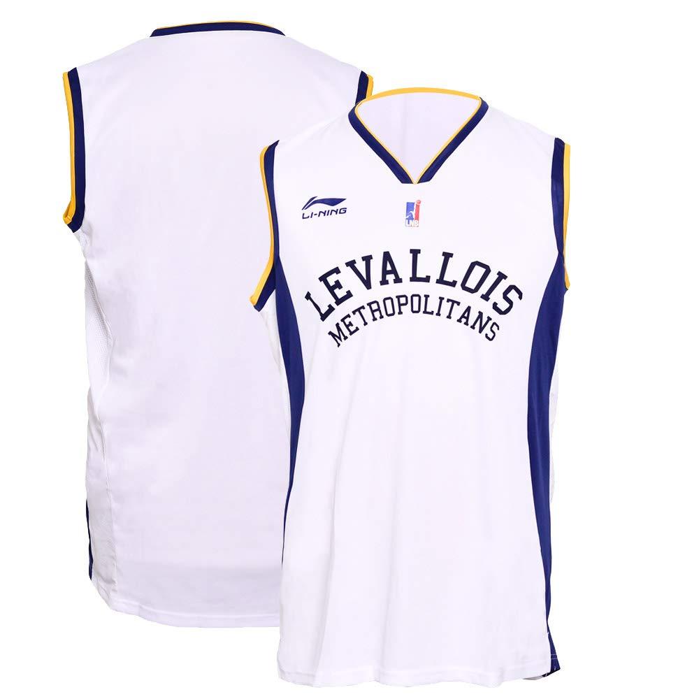 Levallois Metropolitans - Camiseta de Baloncesto Oficial para ...