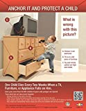 TV Safety Strap / Anti-tip TV Strap