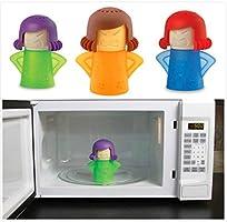 Limpiador de vapor para hornos microondas Angry Mama, de rápida ...