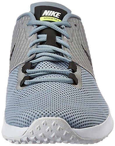 Nike Zoom Speed Tr2, Zapatillas de Deporte Exterior para Hombre Gris / Negro (Mgnt Gry / Blk-Rflct Slvr-Pr Plt)