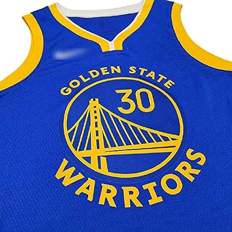 LILIONE Jerseys de Baloncesto para Hombres - Golden State Warriors ...
