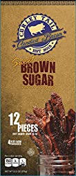 Curley Tail Candied Bacon - Sweet Brown Sugar (12 Pack)