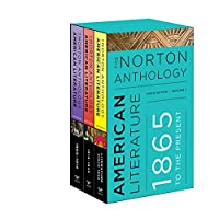 The Norton Anthology of American Literature, Package 2 (Includes Volumes C, D, E)