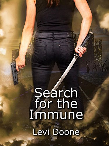 Search for the Immune (The Surviving Young Book 2) by [Doone, Levi]