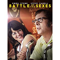 BATTLE OF THE SEXES Arrives on Digital Dec. 19 and Blu-ray and DVD on Jan. 2 from Fox