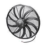 Spal 30102049 16'' Curved Blade Performance Fan