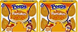 NEW Peeps Pancakes & Syrup Marshmallow Chicks Net Wt 3 Oz (2)