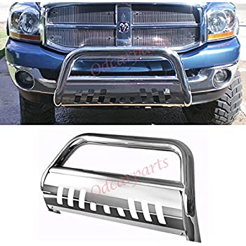Amazon Com For Dodge Ram 1500 3 Bumper Push Bull Bar Removable