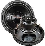 American Bass Usa XD 1522 1400 Watt Max Dual 2Ohm 15 Inch Subwoofer