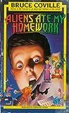Aliens Ate My Homework, Bruce Coville, 0671886851