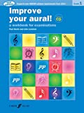 Improve Your Aural! Grade 1, Alfred Publishing Staff and Paul Harris, 0571534384
