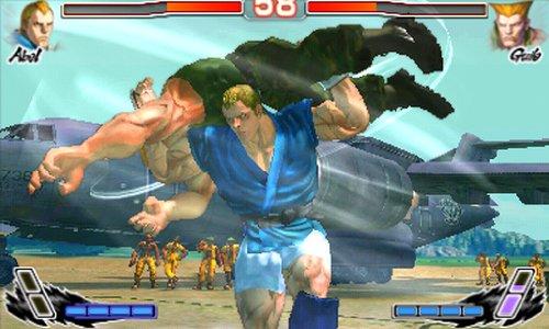 Amazon com: Super Street Fighter IV: 3D Edition - Nintendo