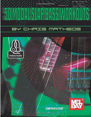 50 Modal Slap Bass Workouts