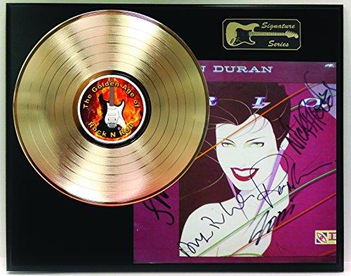 Gold Record Ltd Edition (Duran Duran Gold LP Record Reproduction Signature Series Limited Edition Display)