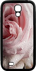 Blueberry Design Galaxy S4 Case Pink Roses Flowers Design - Ideal Gift