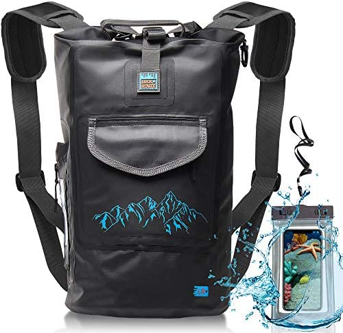 Luck route Waterproof Backpack Pockets product image
