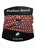 Top of the World Auburn Tigers TOW Women's Orange & Navy Ultra Soft Kitty Fashion Headband
