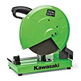 Kawasaki 841226 14-Inch Cut Off 15-Amp Saw