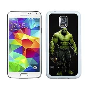 Hulk Case For Samsung Galaxy S5 White