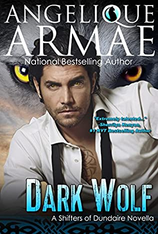 book cover of Dark Wolf