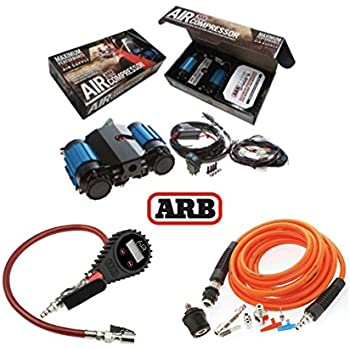 Marvelous Amazon Com Arb Ckmta12 12V On Board Twin High Performance Air Wiring 101 Cranwise Assnl