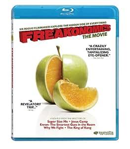 Freakonomics [Blu-ray] (Bilingual) [Import]