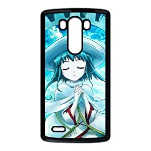 shakugan no shana LG G3 Cell Phone Case Black MS4607774