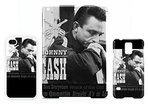 Johnny Cash guns iPhone 5C cellulaire cas coque de téléphone cas, couverture de téléphone portable