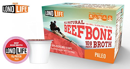 LonoLife Grass Beef Broth Protein product image