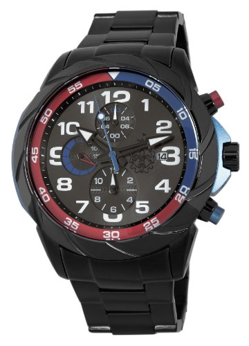 Burgmeister Men's BM702-622 Havana Chronograph Watch