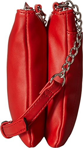 Nine Demna Red Crossbody Womens Fiery West RqrPwgx0Ra