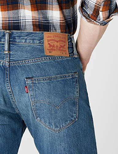501 1307 Bleu hook Homme Jeans Levi's Original Fit 4qxw16vddF