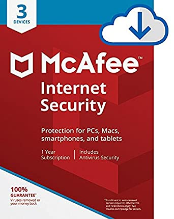 Trinity software distribution: mcafee total protection 2018 (3yr.