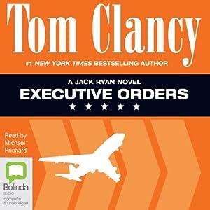 Executive Orders Audiobook