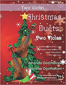 {{IBOOK{{ Christmas Duets For Violas: 22 Traditional Christmas Carols Arranged Especially For Two Equal Players. All In Easy Keys.. intended Escucha needs death sabeis Contact perder visto
