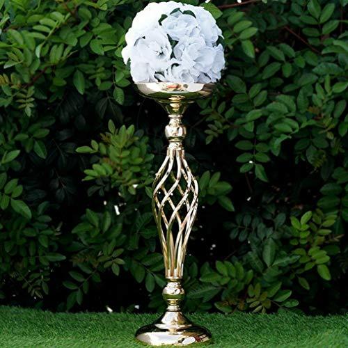 Mikash 2 pcs 24-Inch Tall Candle Holder Vase Centerpiece Party Decorations Wholesale | Model WDDNGDCRTN - 1347 |