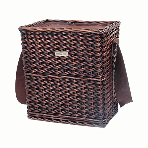 Picnic & Beyond Willow Cooler Basket by Picnic & Beyond