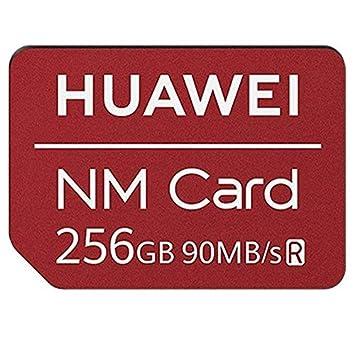HUAWEI Tarjeta de Memoria NM Nano 6010397-256GB: Amazon.es ...