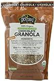Go Raw 100% Organic, Chocolate Granola Cereal, 16-Ounce Bag