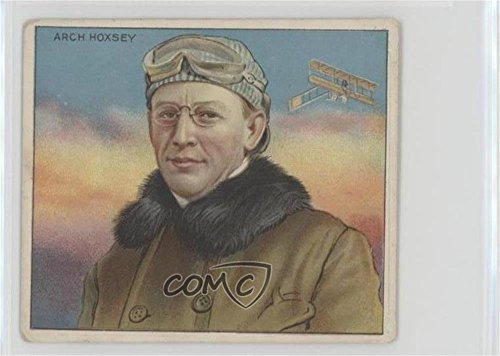 Arch Hoxsey (Trading Card) 1910 ATC Champions - Tobacco T218 - Mecca Back #ARHO