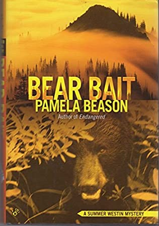 book cover of Bear Bait