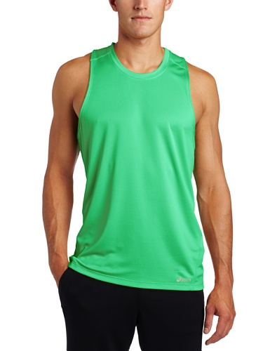 ASICS Men's Core Singlet, Track, Large
