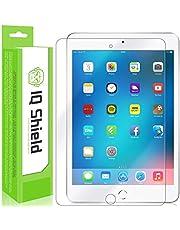 IQ Shield LiQuidSkin Full Coverage Clear Screen Protector for Apple iPad Mini 5, 2019 HD Anti-Bubble TPU Film
