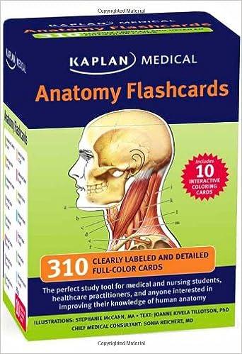 Anatomy Flashcards: 9781427796943: Medicine & Health Science Books ...